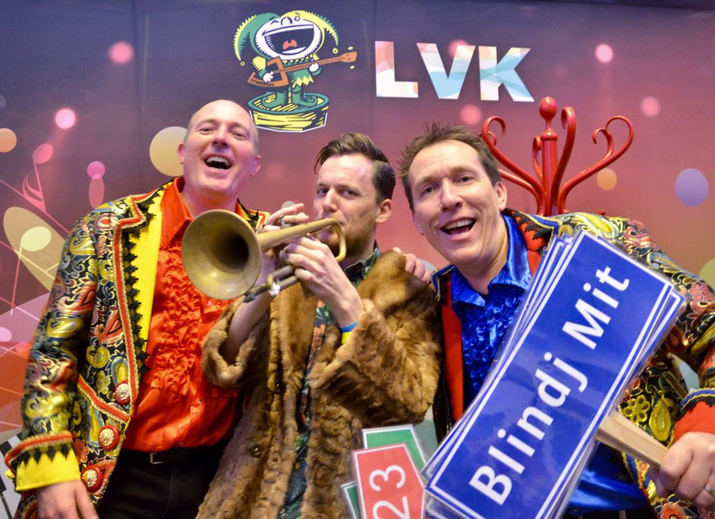 Carnaval in Limburg Blindj Mit