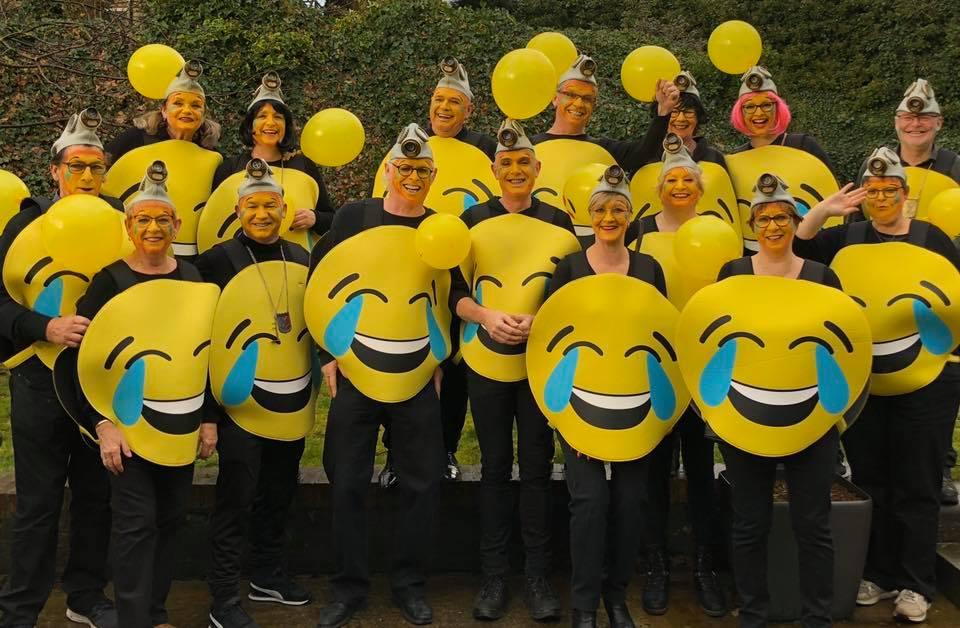 Carnaval in Limburg ald prinse convent