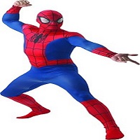 Carnval in limburg spiderman