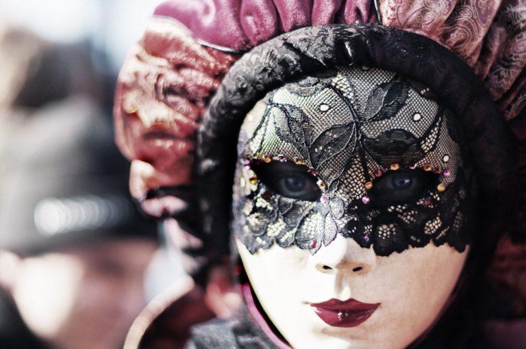 Carnaval Kleding Venetië