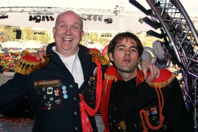 Carnaval in Limburg Bram en Ruud