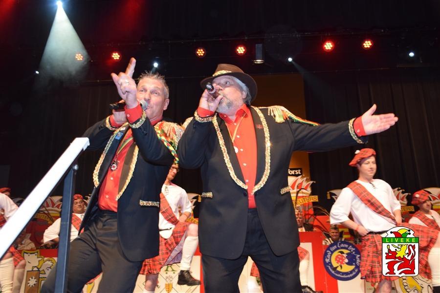 Carnaval in Limburg Christian en Jos