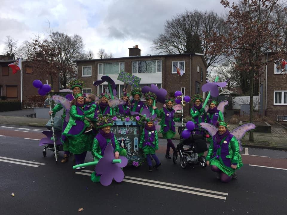 Carnaval in Limburg Dat Bin Ich Vergaete