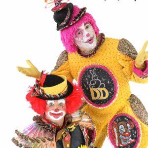 Carnaval in Limburg Domm en Dööl
