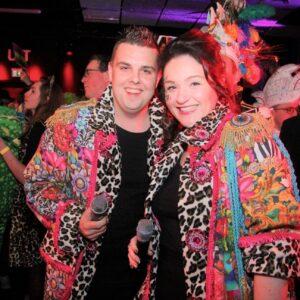 Carnaval in Limburg duo zonger naam